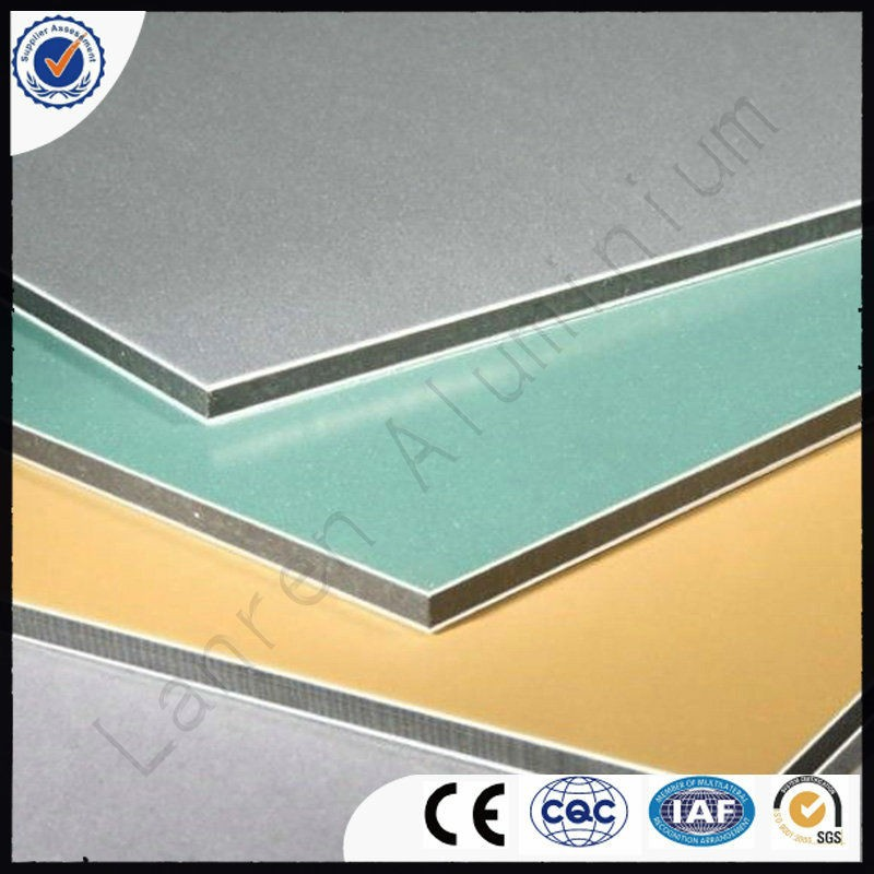 Hot sales!15 years quality garante 5mm PVDF coating ACM aluminum composite panel