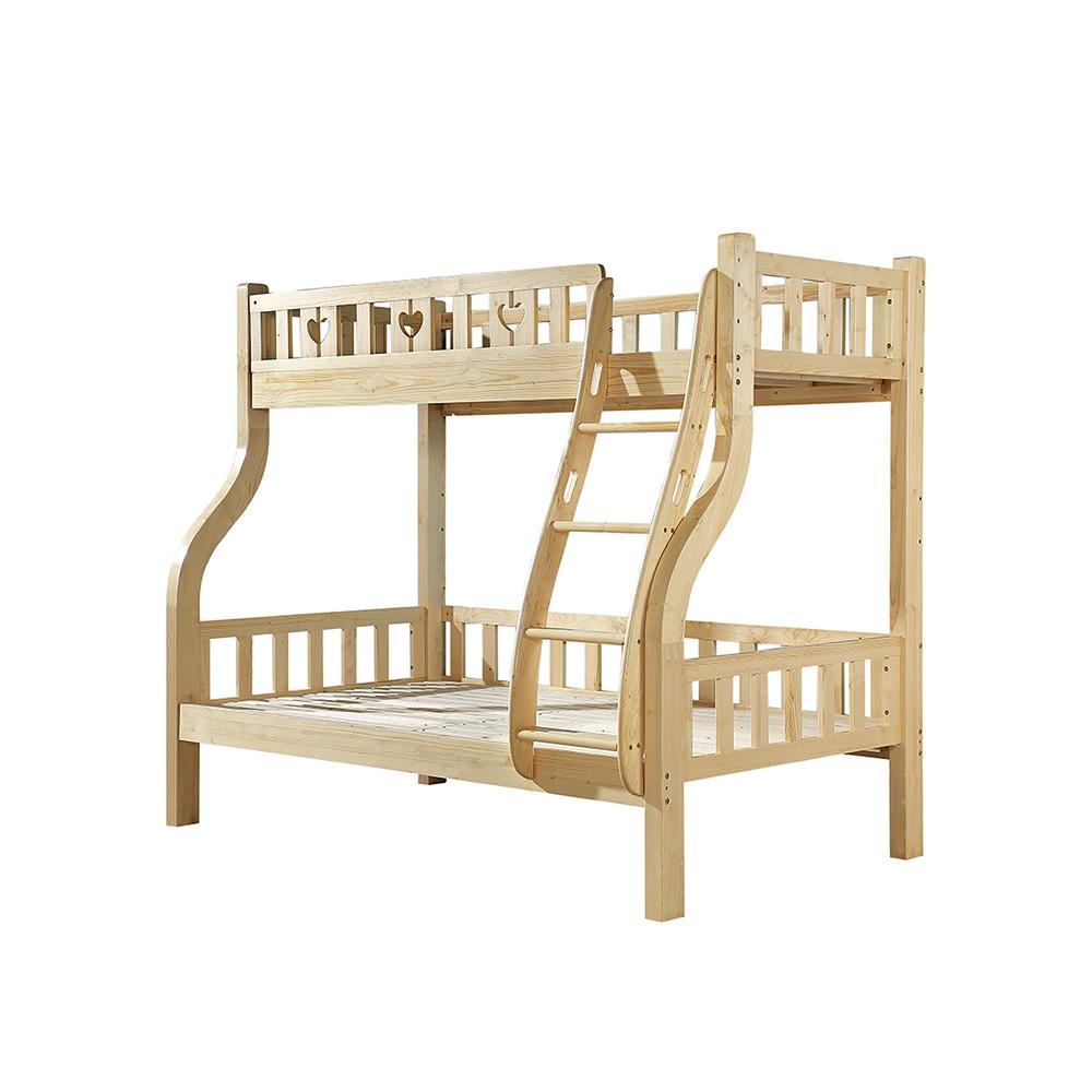Anak bunk bed sekolah rumah tk tidur bedroom furniture set top kualitas tidur ruang