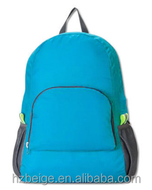 waterproof backpack and storage bag made in china