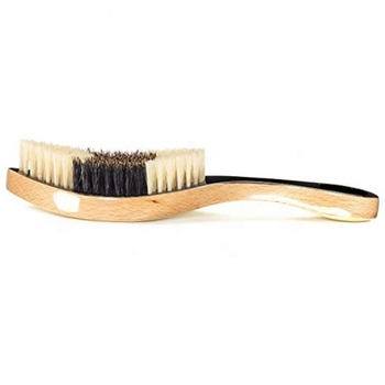 Cheap With Boar Bristle Wood Round Hair Brush Set