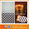 Sample is free!Metal Cascade coil architectural curtains