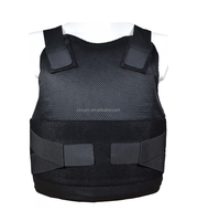 Concealed bulletproof vest of best price, under armour ballistic vest NIJ level 4