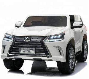 Lexus 570 Licensed Children Toys Car Children Electric Car Ride On Car For Children