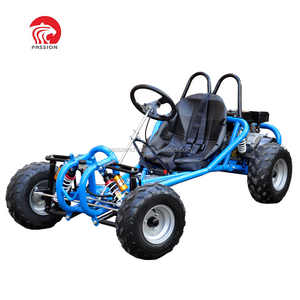Hottest single seat adult 200cc racing go kart