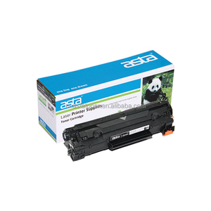 ASTA Compatible Cartridge Toner CB436A for HP P1505/M1120/M1522 Printer