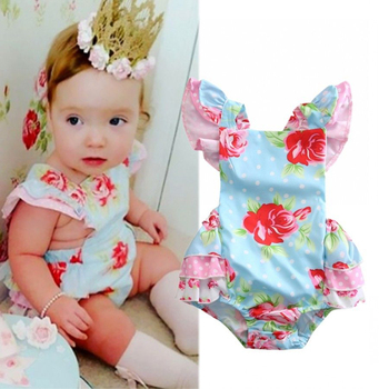 ce3ed86a40 Newborn Baby Cute Pattern Romper Importing Baby Clothes From China ...