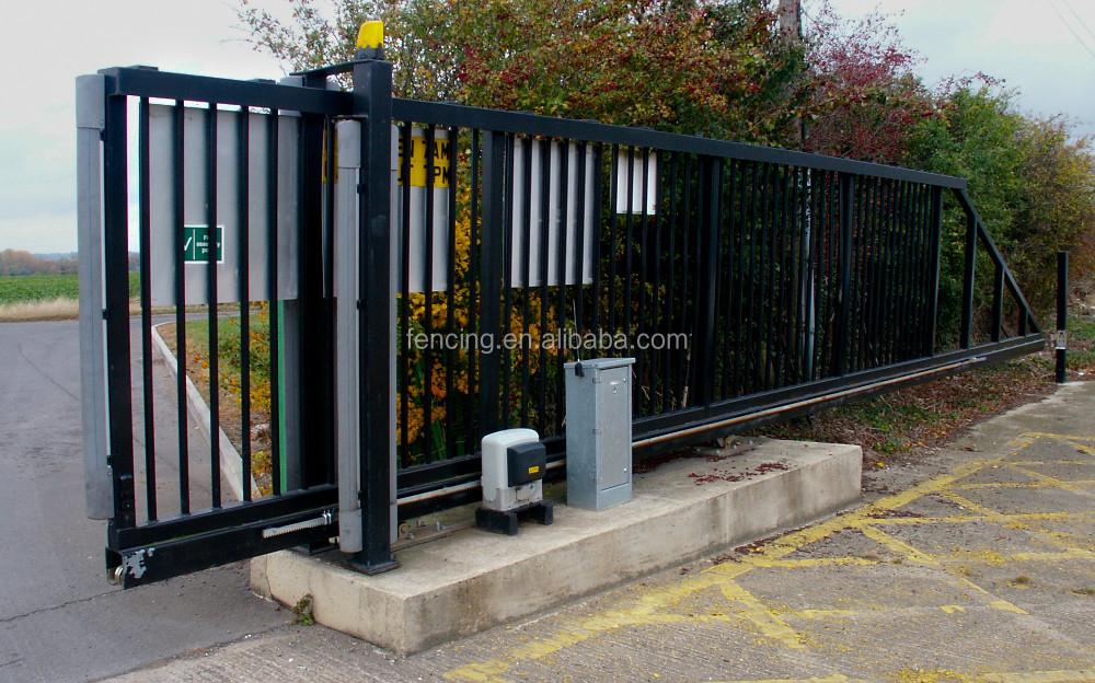 Hot selling sliding main gate manufacturer buy