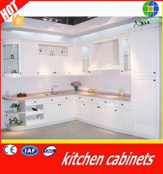 China kitchen cabinet factory hpl laminate kitchen cabinet for Kitchen set hpl
