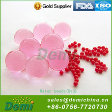 Promotional top quality modern gel aroma beads for air freshener