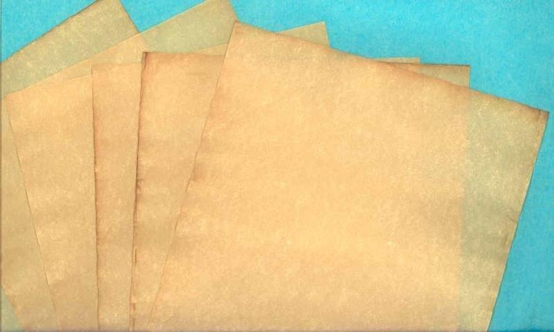 O d el papel de pergamino papel especializado for Papel para empapelar precio