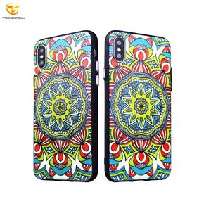 for iphone 8 custom printing white hard pc blank phone case