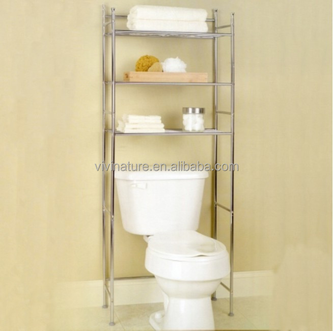 Over De Toilet Badkamer Organisator Opbergrek - Buy Badkamer ...
