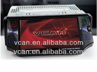 CAV-556 5.0'' DVD Monitor with Touch screen and TV function