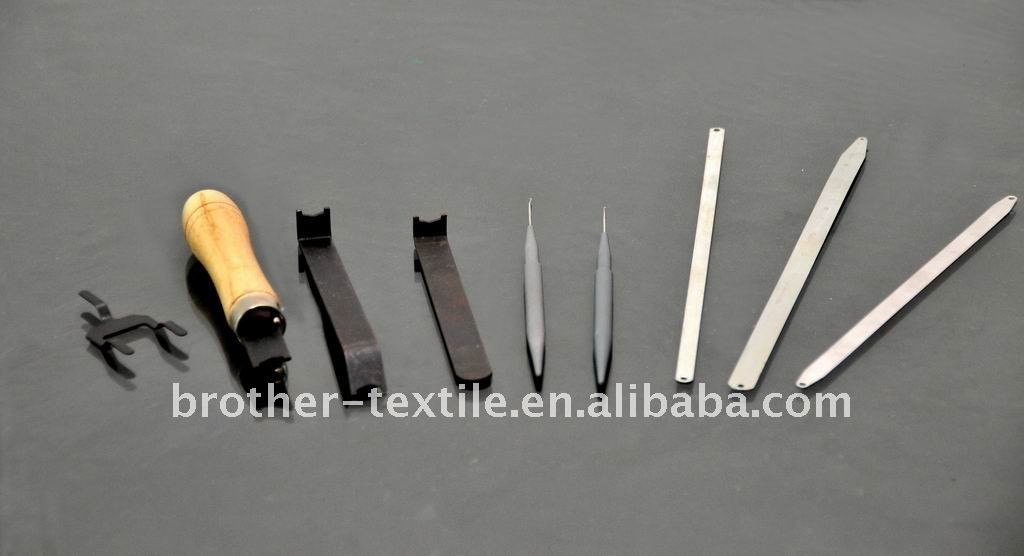 All kinds of spare parts for Warp Knitting Machines