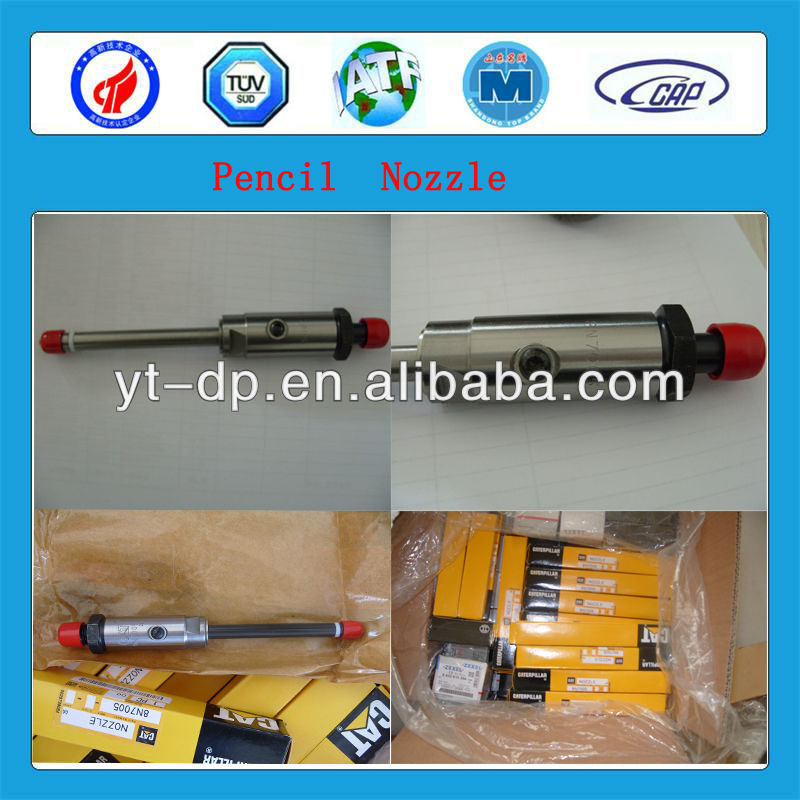 Diesel Fuel Injection parts injector 4W7017 / Pencil Injector 4W7026