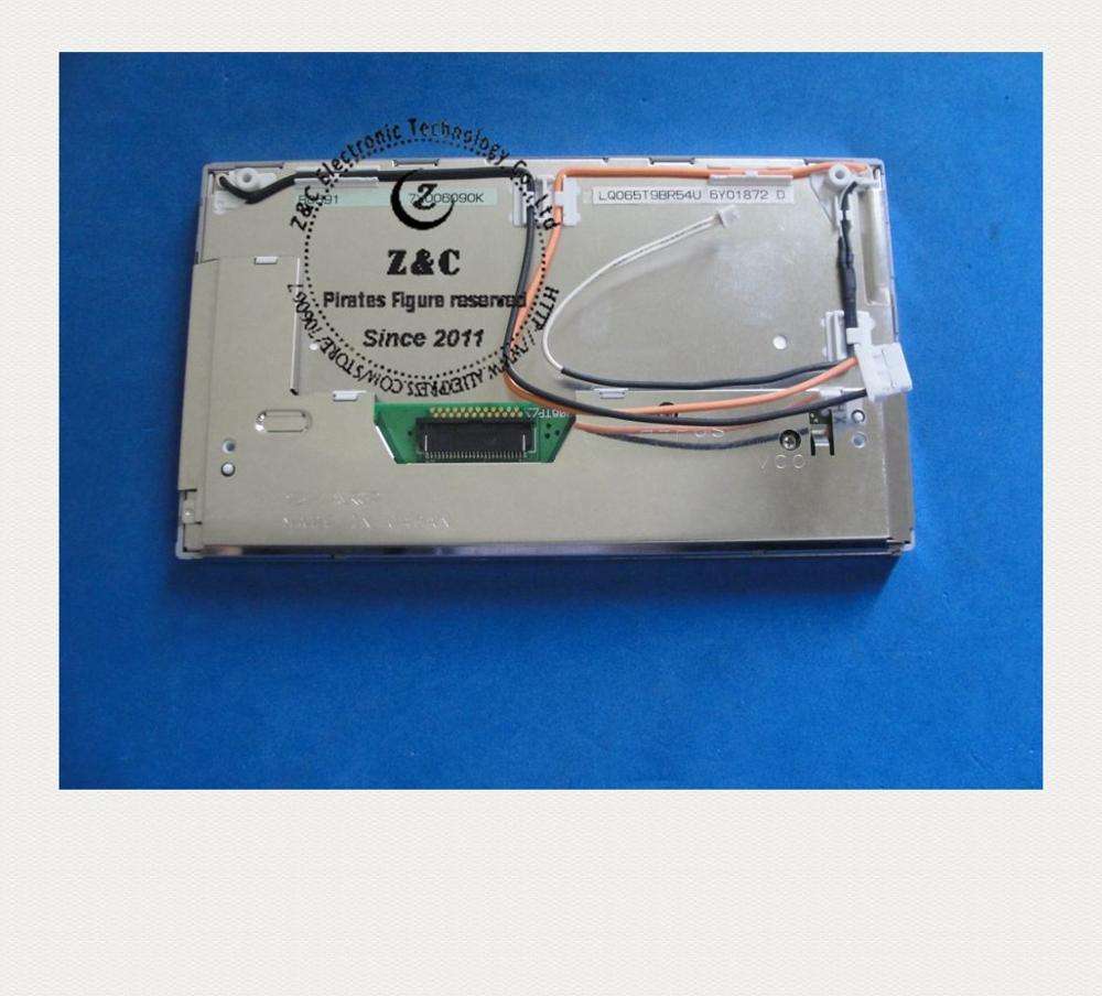"""NEW  Original 6.5/"""" inch LCD Screen Display for BMW E38 E39 E46 E53 X5 Navigation"""