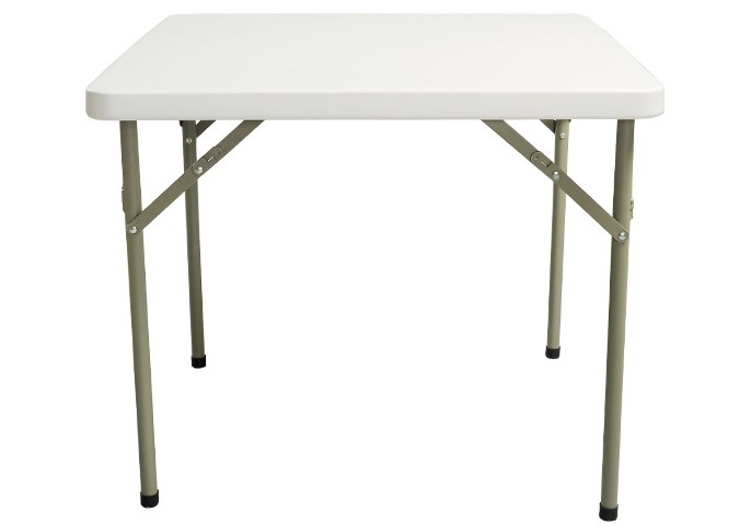 Cheap dining table portable folding table plastic folding - Plastic folding dining table ...