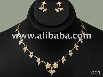Light Weight Gold Jewellery Sets Buy Necklace Earings Sets Gold