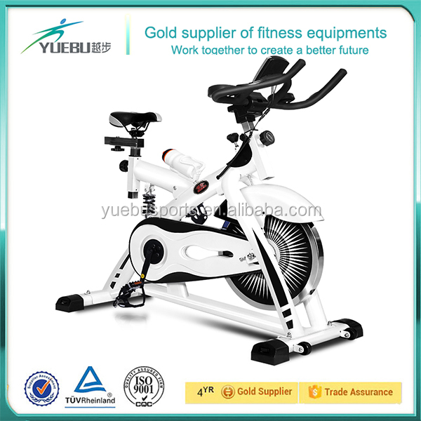 Gym and home racing bike exercise bike for fit body used(YB-S2000D)