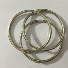 Cheap Price Metail Steel Wire Binder ring From China Factory