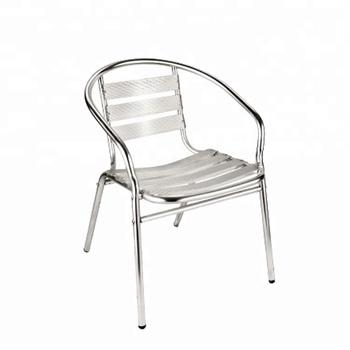 Chaise D'accoudoir En Aluminium Pliable De Jardin Extérieur Buy Chaise Extérieure,Chaise Extérieure En Aluminium,Chaise En Aluminium Product on