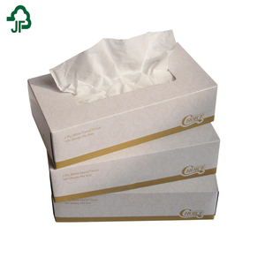Virgin Pulp Box Facial Tissue 2 Ply Tissue Paper Wholesale