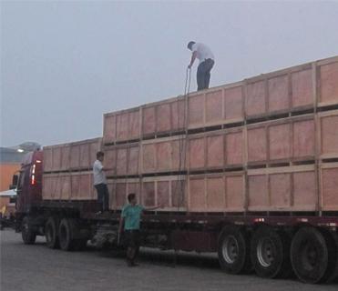 Yi-Lift ontwerp dubbele schaar 800 kg schaar platform lift trolley met goede prijs
