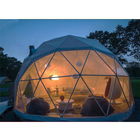 [ Tent System ] Tent A High Quality Ball Shape Sphere Geodesic Tent With Flooring System