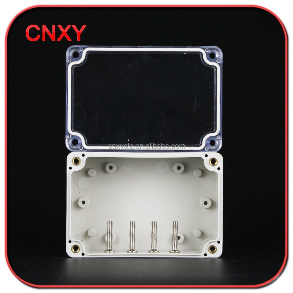IP65 Waterproof Terminal Junction Box PVC ABS Plastic Sealed Electrical Junction Boxs