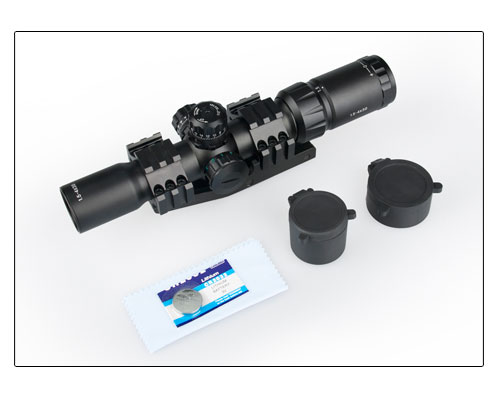 Hot Sales Walmart Fir Thermal Rifle Scopes From Canis Latrans