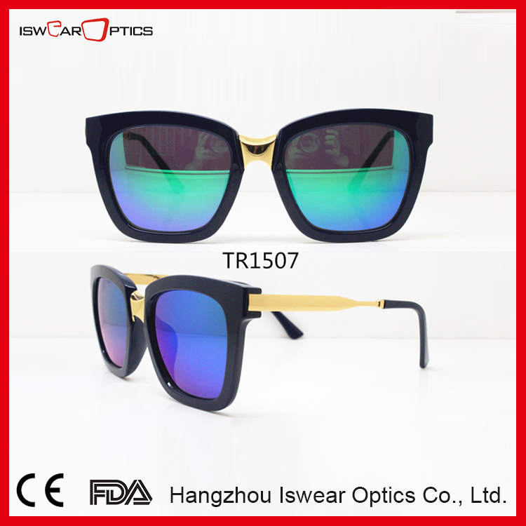 All export products High quality metal custom logo polarized sunglasses