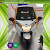 Updated City E Trike,Three Wheel Electric Mobility Scooter,Auto Rickshaw,Motor Tricycle for Europe,Southeast Asia