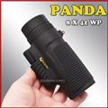 Panda genuine new 8X42 monocular telescope LLL night vision camping hunting wide angle telescope