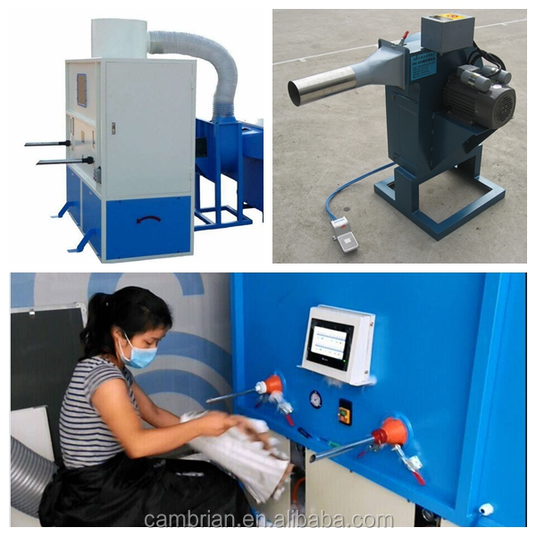 Good quality machine for stuffing pillow with lowest price