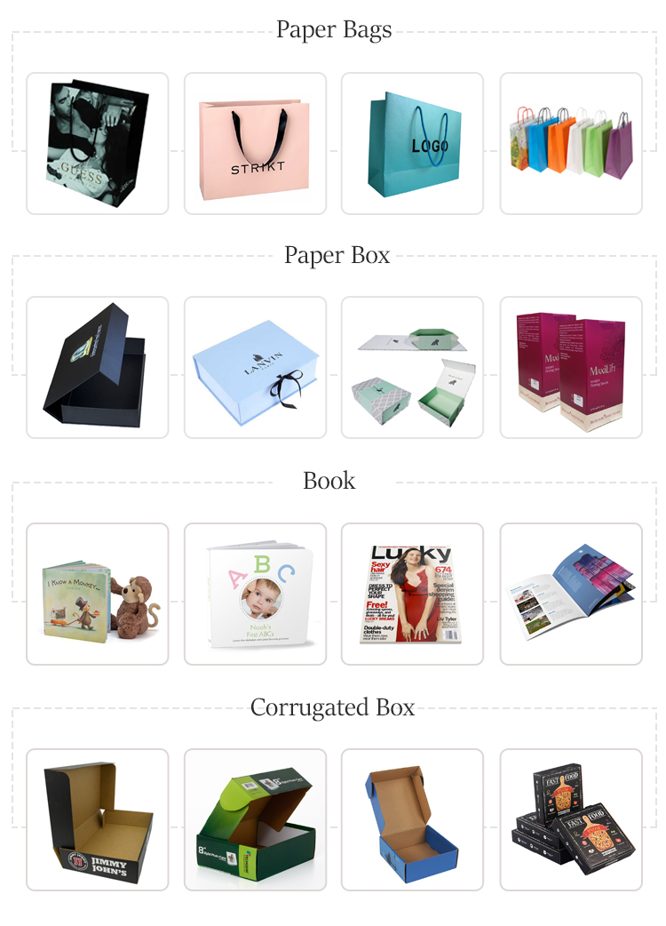 Customized unique design 종이 골 board wine gift boxes 와 logo