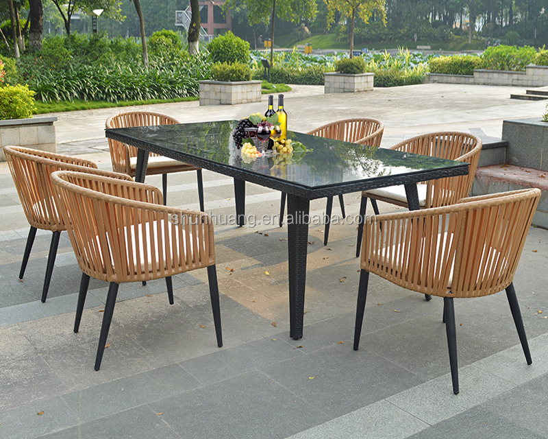 Strange Handmade Poly Rattan Dining Chair Glass Top Outdoor Wicker Furniture Buy Poly Rattan Dining Chair Rattan Chair Wicker Chair Product On Alibaba Com Short Links Chair Design For Home Short Linksinfo