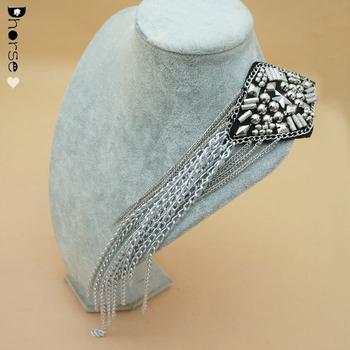 Latest Design Diy Craft Shoulder Epaulette For Fashion Designer