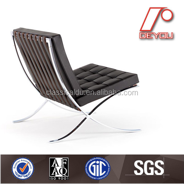 barcelona deri koltuk, One seat sofa chair,Barcelona sofa Chair SF-505