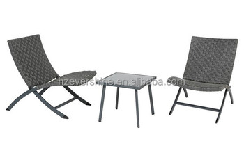 Cheap Bistro Set 3pcs Table Chairs Balcony Set Patio Rattan Furniture 60509137479 further  on co op garden furniture