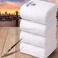 woven manufacter 100% organic cotton 100% cotton jacquard terry hotel hand towel