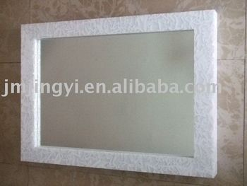 Acrylic Frame Light And Fogless Bathroom Mirror