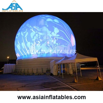 Portable Inflatable Planetarium Dome Projection / Cinema Tent / Inflatable  Mobile Projection Dome Tent - Buy School Portable Inflatable Planetarium