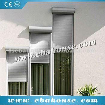 Aluminum Roller Shutter Burglar Proof Designs Window Shutters Buy German Window Shutters
