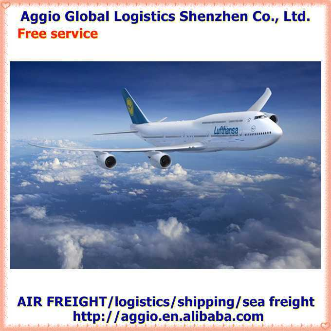 Air freight and express forwarder for fancy gemstone jewelry
