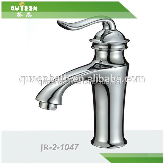European fancy palace style ornate bathroom electric water heater tap for bath