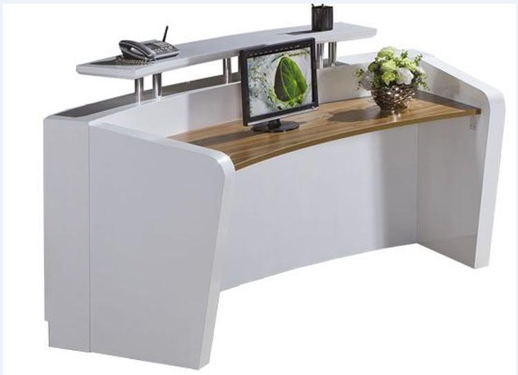 modern wooden office counter desk buy wooden. new design salon office wooden modern reception counter desk buy