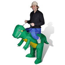 Adult Inflatable Realistic Dinosaur Costume Mascot Costumes