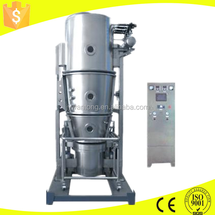 FL Fluidized Granulating dryer for foodstuff, chemical , pharmacy industry