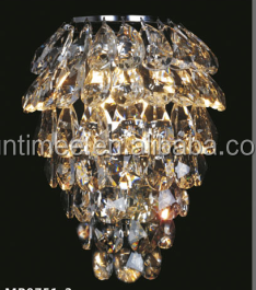 New Arrival Wall Lamp Led Crystal Lights Indoor For Hotel Living Room RT9751-2