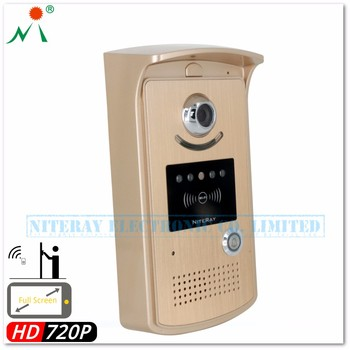 wifi gate opener Wireless door bell phone intercom for home and office with door release  sc 1 st  Alibaba Wholesale : wireless door - pezcame.com